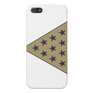 Sigma Pi Pyramid Gold iPhone 5 Covers