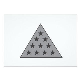 Sigma Pi Pyramid Gray Card