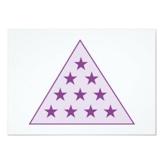 Sigma Pi Pyramid Purple Card