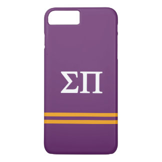 Sigma Pi | Sport Stripe iPhone 8 Plus/7 Plus Case