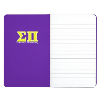 Sigma Pi Yellow Letters Journals