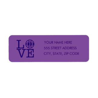 Sigma Sigma Sigma Love Label
