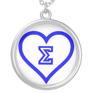 Sigma Sweet Necklace