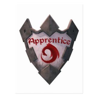 Sigma X Studios - Apprentice Logo Postcard