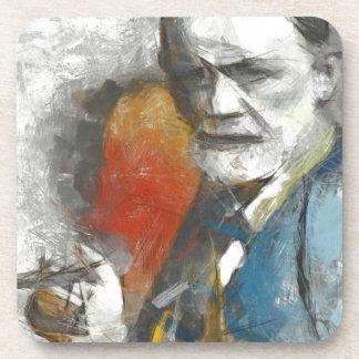 Sigmund Drink Coaster