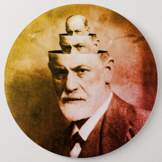 Sigmund Freud Button