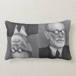 Sigmund Freud Lumbar Pillow