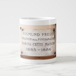 Sigmund Freud Paris Placque Mug