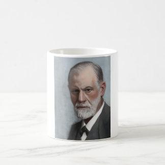 Sigmund Freud Portrait Mug