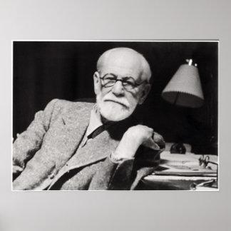 Sigmund Freud Poster