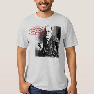 Sigmund freud sigar quote shirt