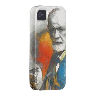 Sigmund iPhone 4/4S Fundas