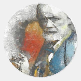 Sigmund Sticker