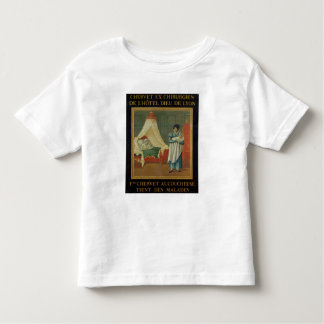 Sign advertising the services of a midwife toddler t-shirt