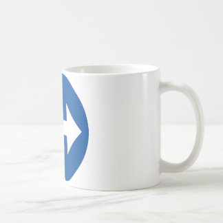 Sign Arrows Products & Designs! Coffee Mug