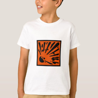 Sign Explosion Products & Designs! T-Shirt