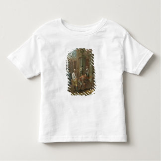 Sign for a Paviour, c.1725 (oil on panel) Toddler T-shirt