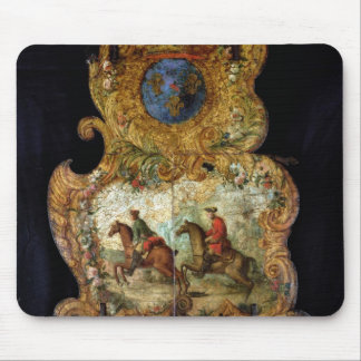 Sign for the Royal Mail of Chantilly Mouse Pad