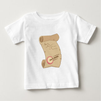 Sign Here T Shirt
