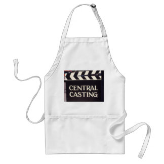 Sign in English CENTRAL CASTING Adult Apron