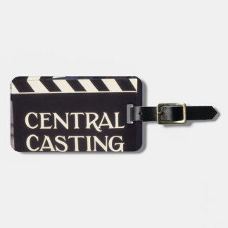 Sign in English CENTRAL CASTING Tag For Luggage