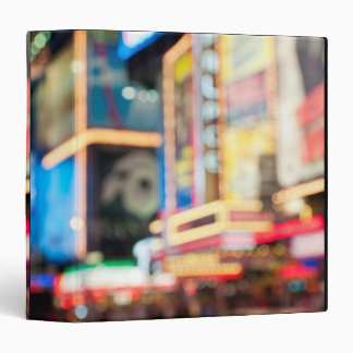 Sign in Times Square Binder