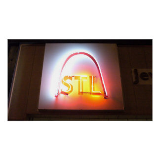 Sign in Union Station - St. Louis, Missouri
