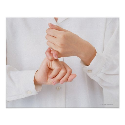 Sign Language 2 Poster