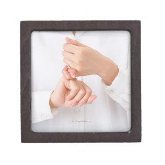 Sign Language 2 Premium Keepsake Box