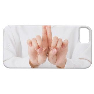 Sign Language 3 iPhone 5 Cases