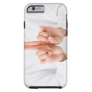 Sign Language 3 Tough iPhone 6 Case