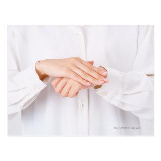 Sign Language 4 Postcard