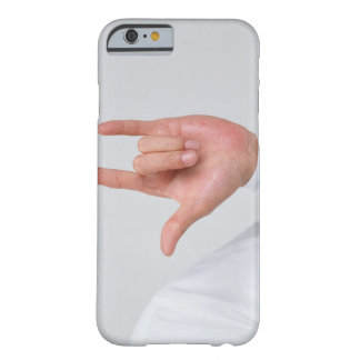 Sign Language 5 Barely There iPhone 6 Case