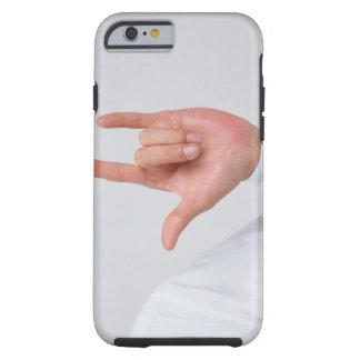 Sign Language 5 Tough iPhone 6 Case