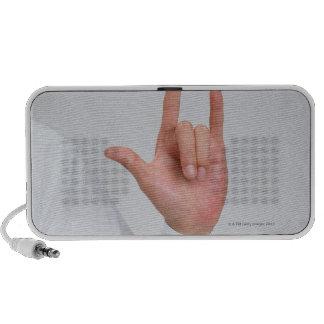 Sign Language 5 Travel Speaker