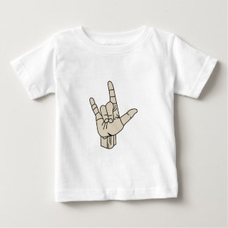 Sign Language Baby T-Shirt