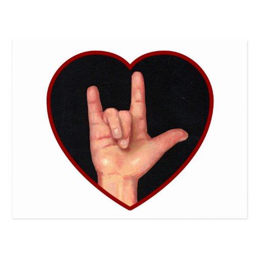I Love You Sign Language