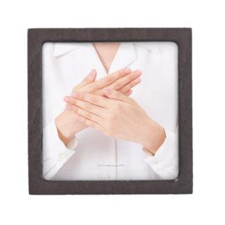 Sign Language Premium Jewelry Boxes