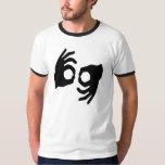 sign language t shirt