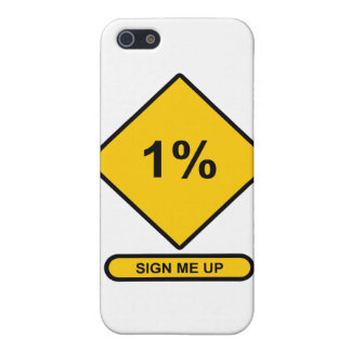 Sign me up to the 1% iPhone SE/5/5s case