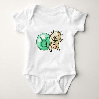 Sign of Bull Baby Bodysuit