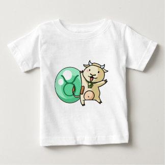 Sign of Bull Baby T-Shirt
