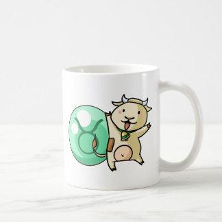 Sign of Bull Coffee Mug