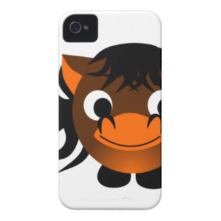 Sign of Chinese Zodiac: Horse iPhone 4 Case-Mate Cases