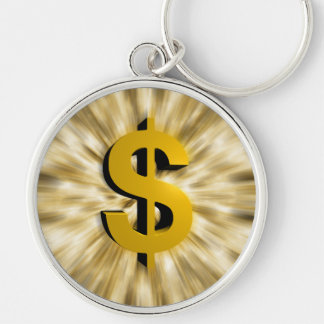 Sign of Money Key Chain