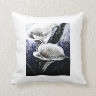 SIGN OF SPRING  pillow by CR SINCLAIR