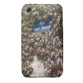 Sign of  Street in Paris 2 iPhone 3 Case-Mate Cases