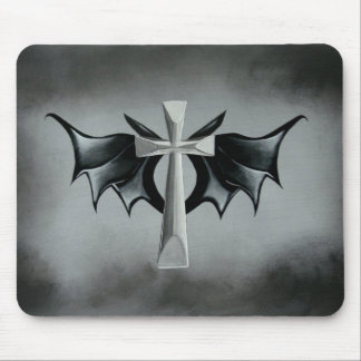 Sign OF the asked Mouse Pad