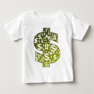 Sign Of The Dollar Baby T-Shirt