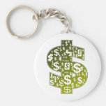 Sign Of The Dollar Keychains